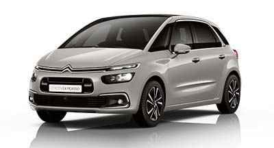 Citroen C4 Spacetourer - Available In Soft Sand