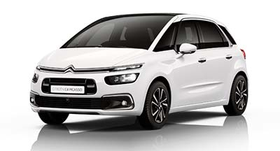 Citroen C4 Spacetourer - Available In Polar White
