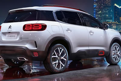 Citroen C5 Aircross Suv - Overview
