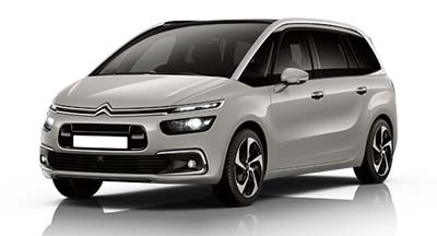 Citroen Grand C4 Spacetourer - Available In Soft Sand